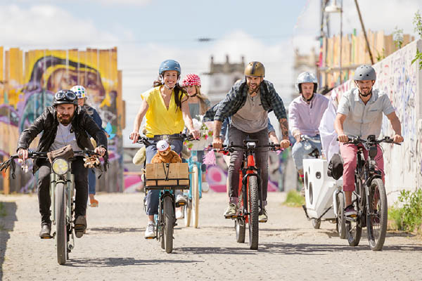 Bosch E-Bike Challenge